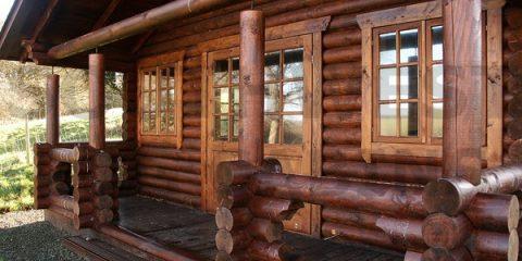 ویلای چوبی اجرایی